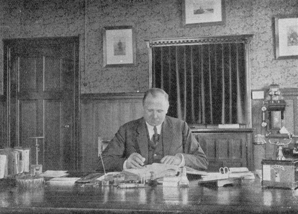 1922: Directeur Noordam