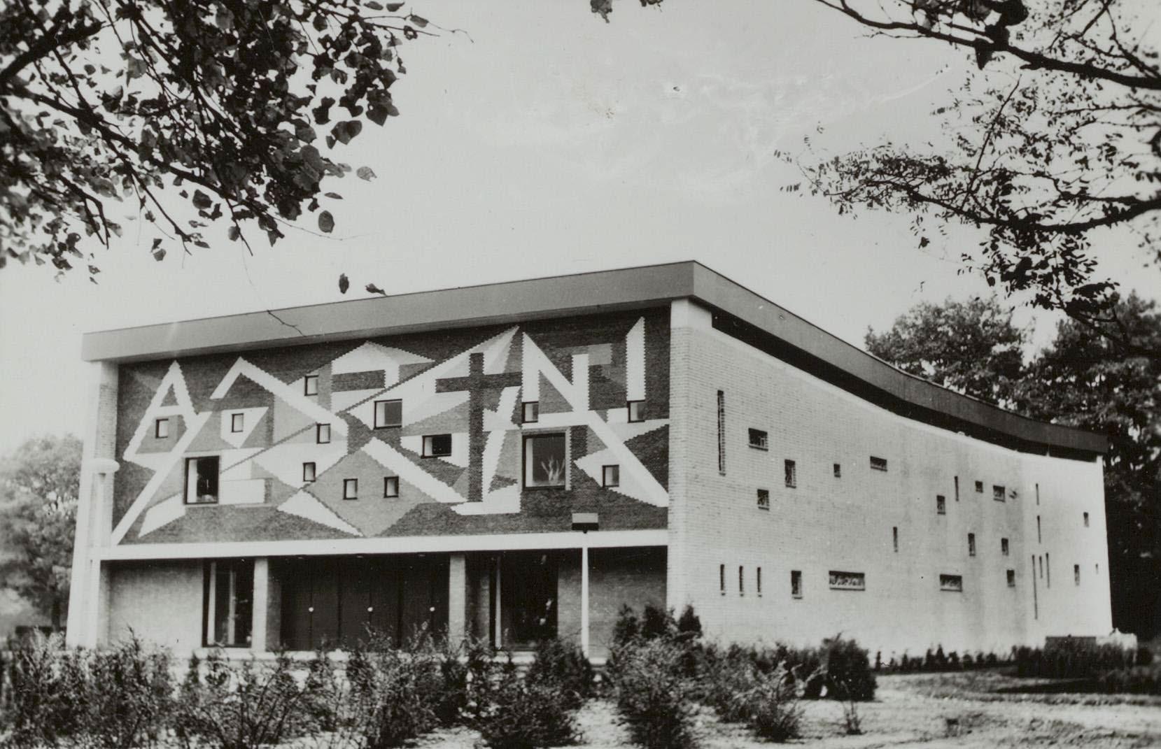 1963: Opening de Valkenburcht