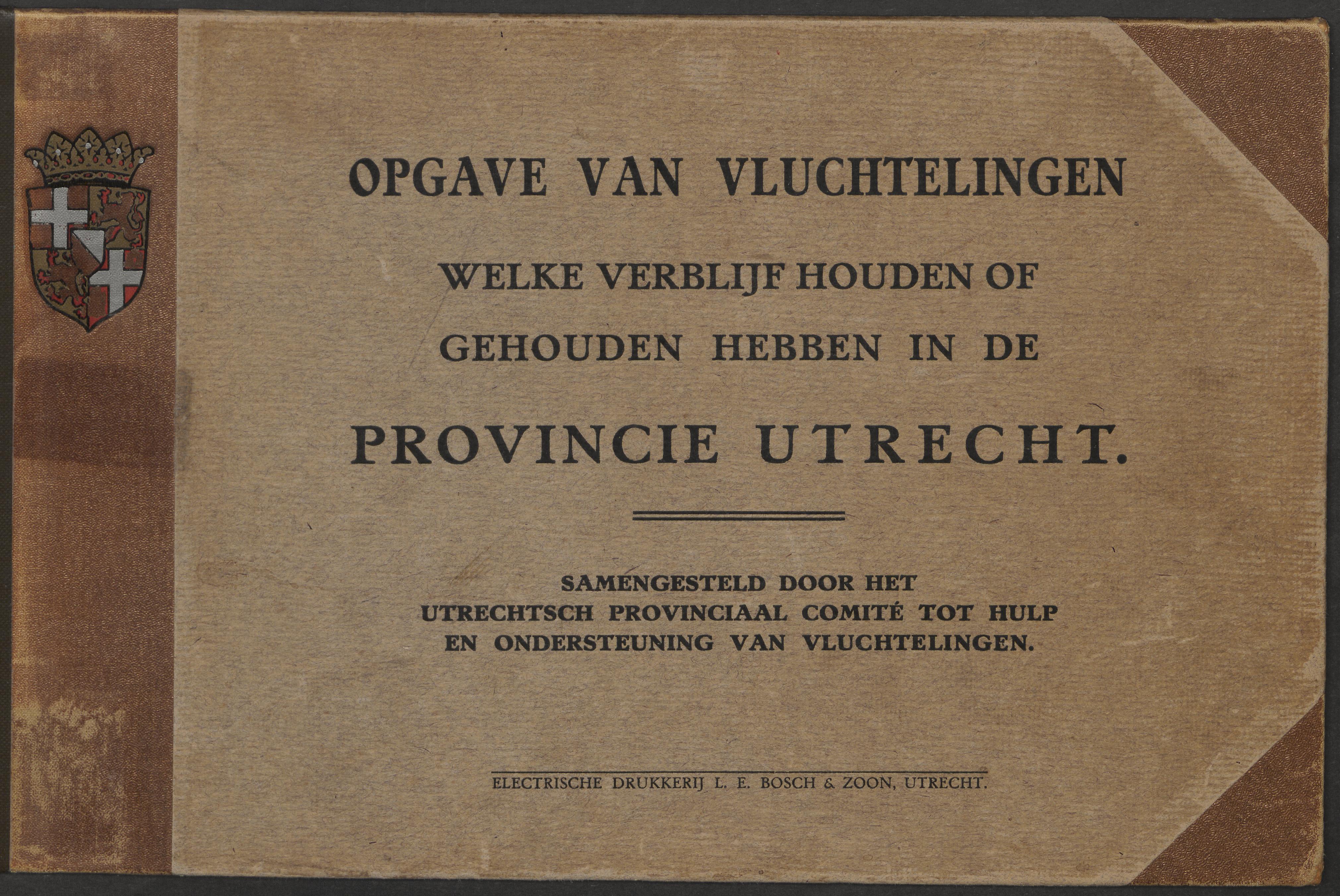 1914: Belgische vluchtelingen